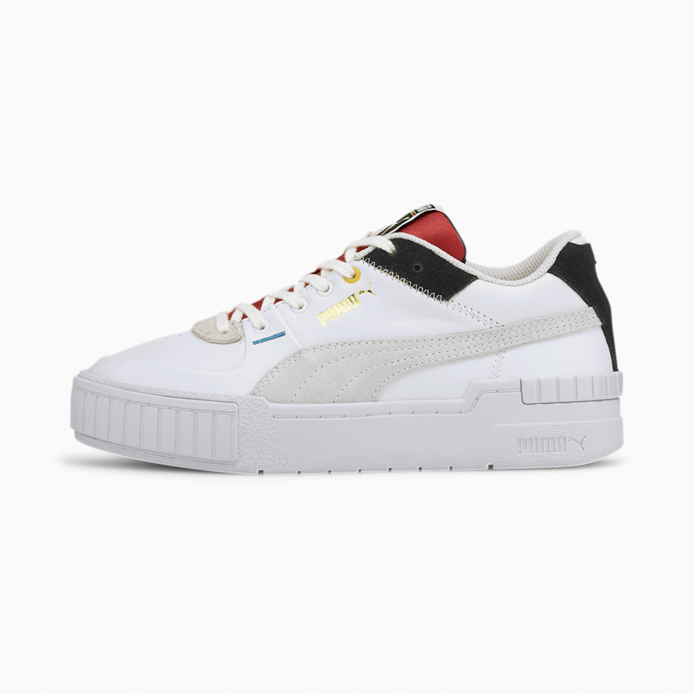 プーマ PUMA レディーススニーカー Cali Sport WH Wn's 373908【FITHOUSE ONLINE SHOP】