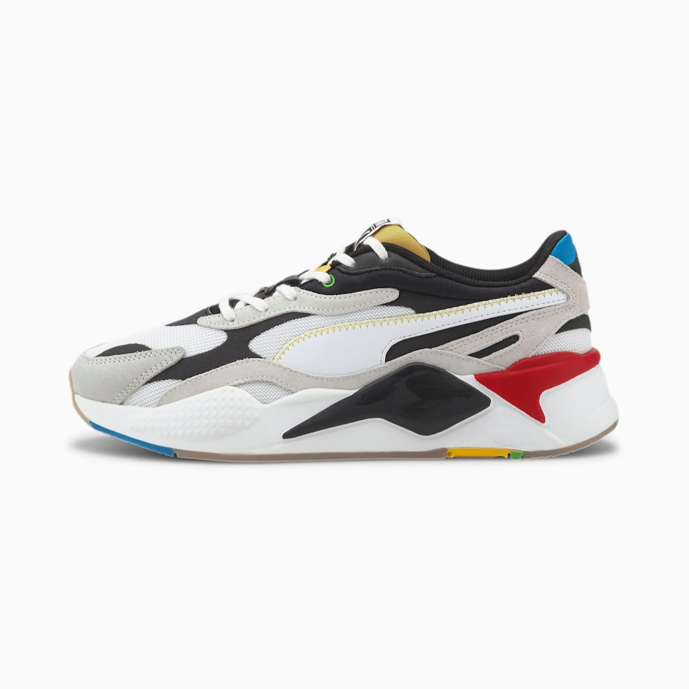 プーマ PUMA レディーススニーカー RS-X3 WH 373308【FITHOUSE ONLINE SHOP】