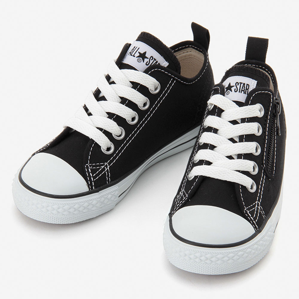 コンバース CONVERSE キッズスニーカー CD AS N Z OX BK CDASNZOX【FITHOUSE ONLINE SHOP】