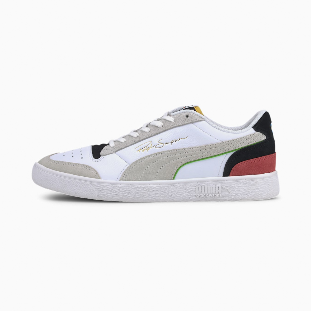 プーマ PUMA メンズスニーカー Ralph Sampson Lo WH 374749【FITHOUSE ONLINE SHOP】