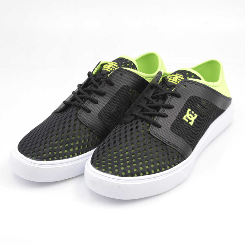 ディーシー DC メンズスニーカー TRASE LITE DM181603-GRN【FITHOUSE ONLINE SHOP】