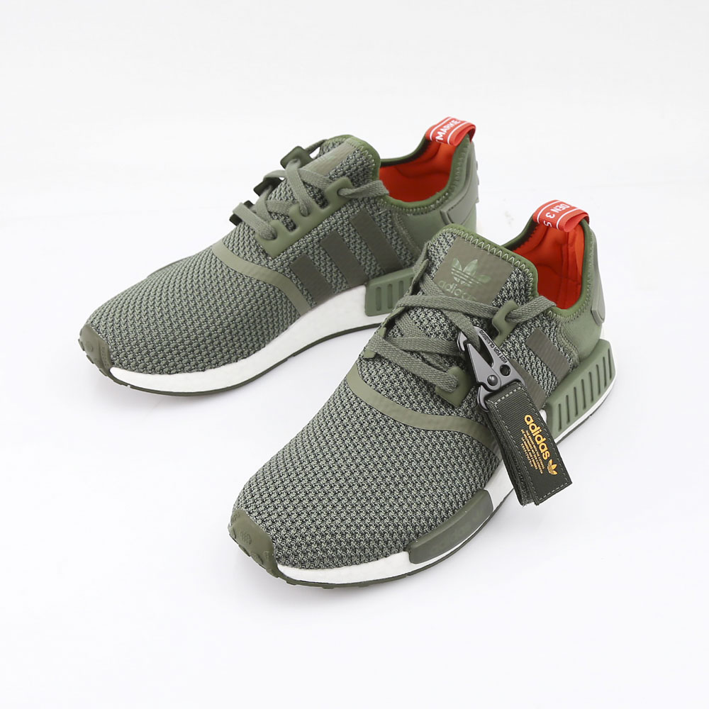adidas アディダス NMD_R1 B37620/M/8307/O カーキ【FITHOUSE ONLINE SHOP】