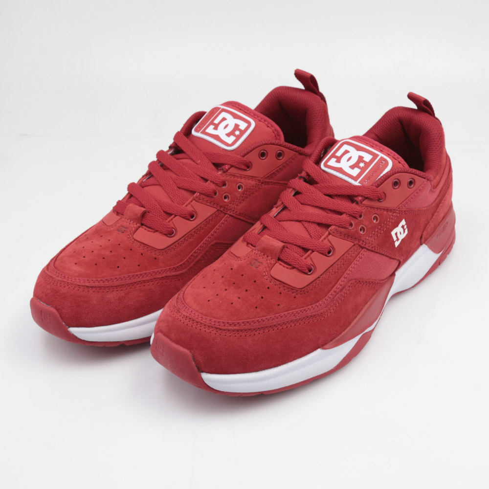 ディーシー DC メンズスニーカー E.TRIBEKA DM191004-RED【FITHOUSE ONLINE SHOP】
