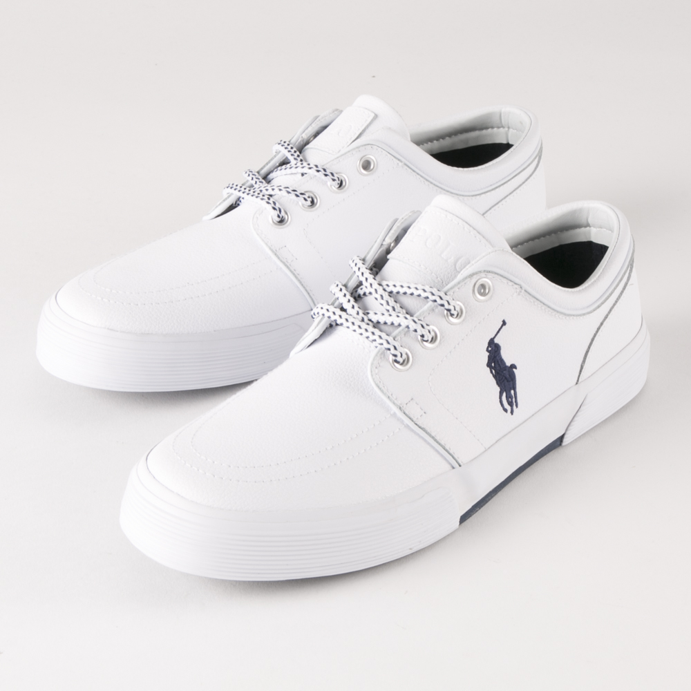 ポロラルフローレン POLO RALPH LAUREN メンズスニーカー FAXON LOW R921【FITHOUSE ONLINE SHOP】