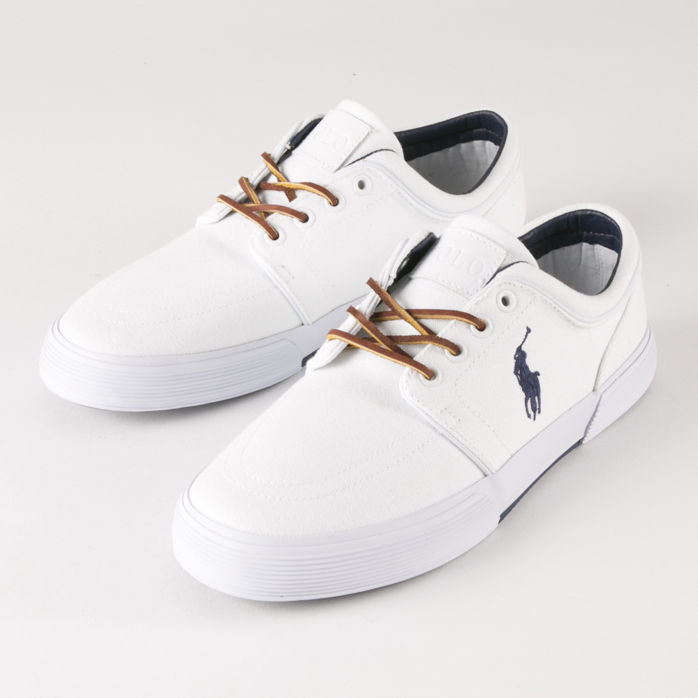 ポロラルフローレン POLO RALPH LAUREN メンズスニーカー FAXON LOW R931【FITHOUSE ONLINE SHOP】