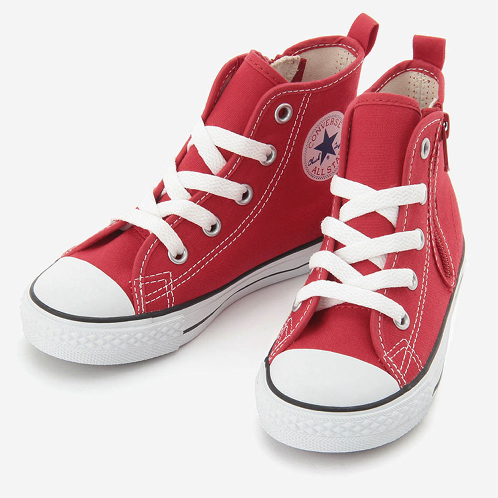 コンバース CONVERSE キッズスニーカー CD AS N Z HI RED CDASNZHI【FITHOUSE ONLINE SHOP】