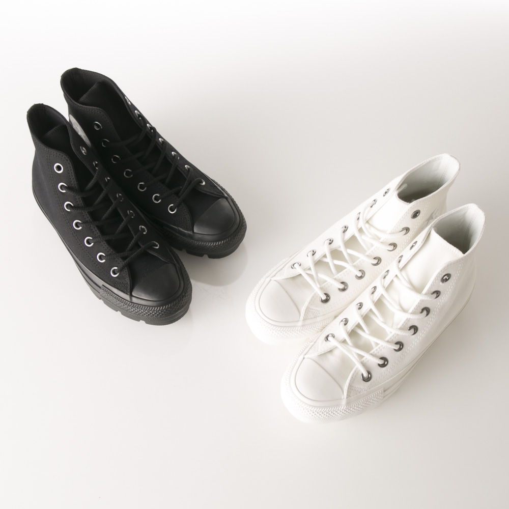 コンバース CONVERSE レディーススニーカー AS 100 CB CHUNK HI【FITHOUSE ONLINE SHOP】