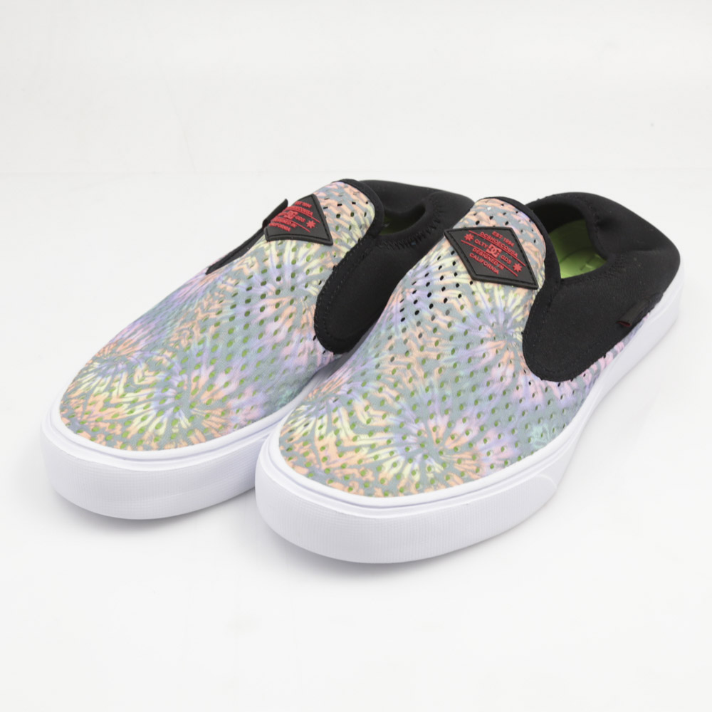 ディーシー DC メンズスニーカー TRASE SLIP-ON LITE SP DM182602【FITHOUSE ONLINE SHOP】
