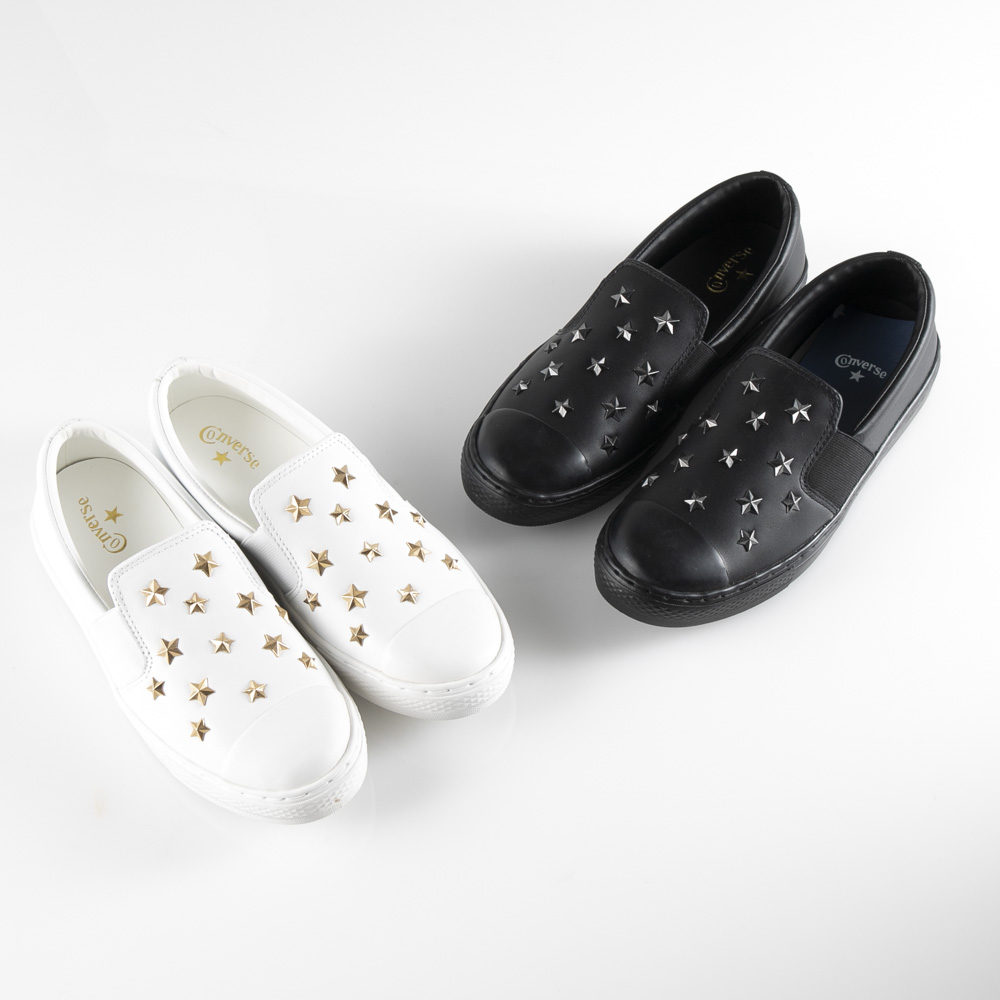 コンバース CONVERSE レディーススリッポン AS CUP STRSLP-ON【FITHOUSE ONLINE SHOP】
