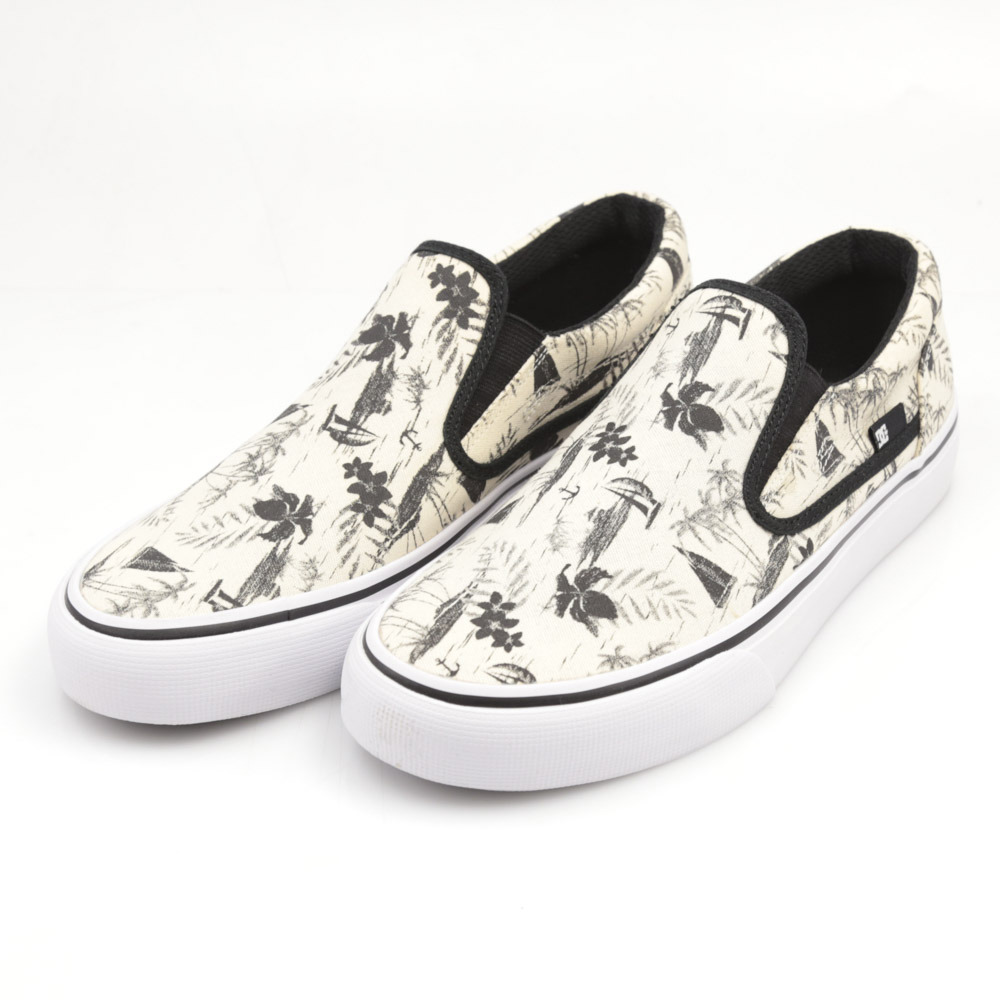 ディーシー DC レディーススニーカー TRASE SLIP-ON SP ADYS300185【FITHOUSE ONLINE SHOP】