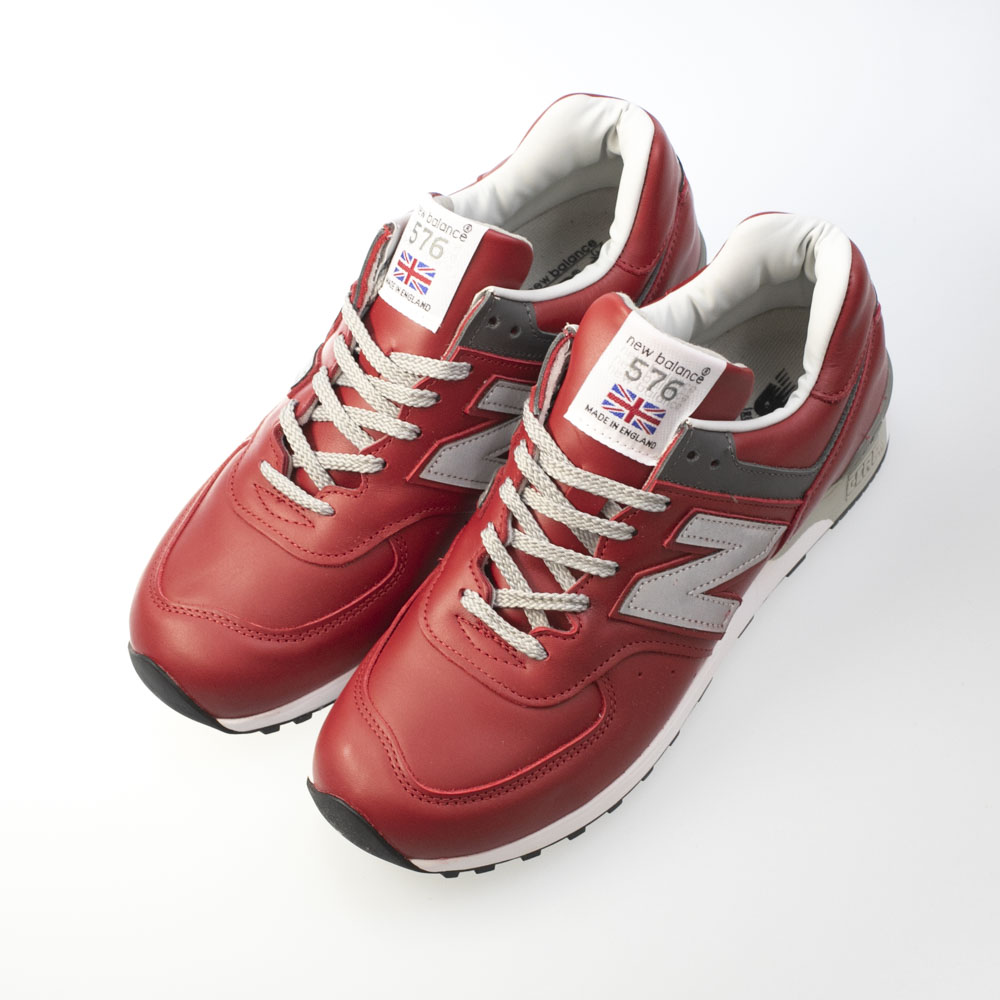 ニューバランス new balance メンズスニーカー M576(UK)RD NBM576【FITHOUSE ONLINE SHOP】