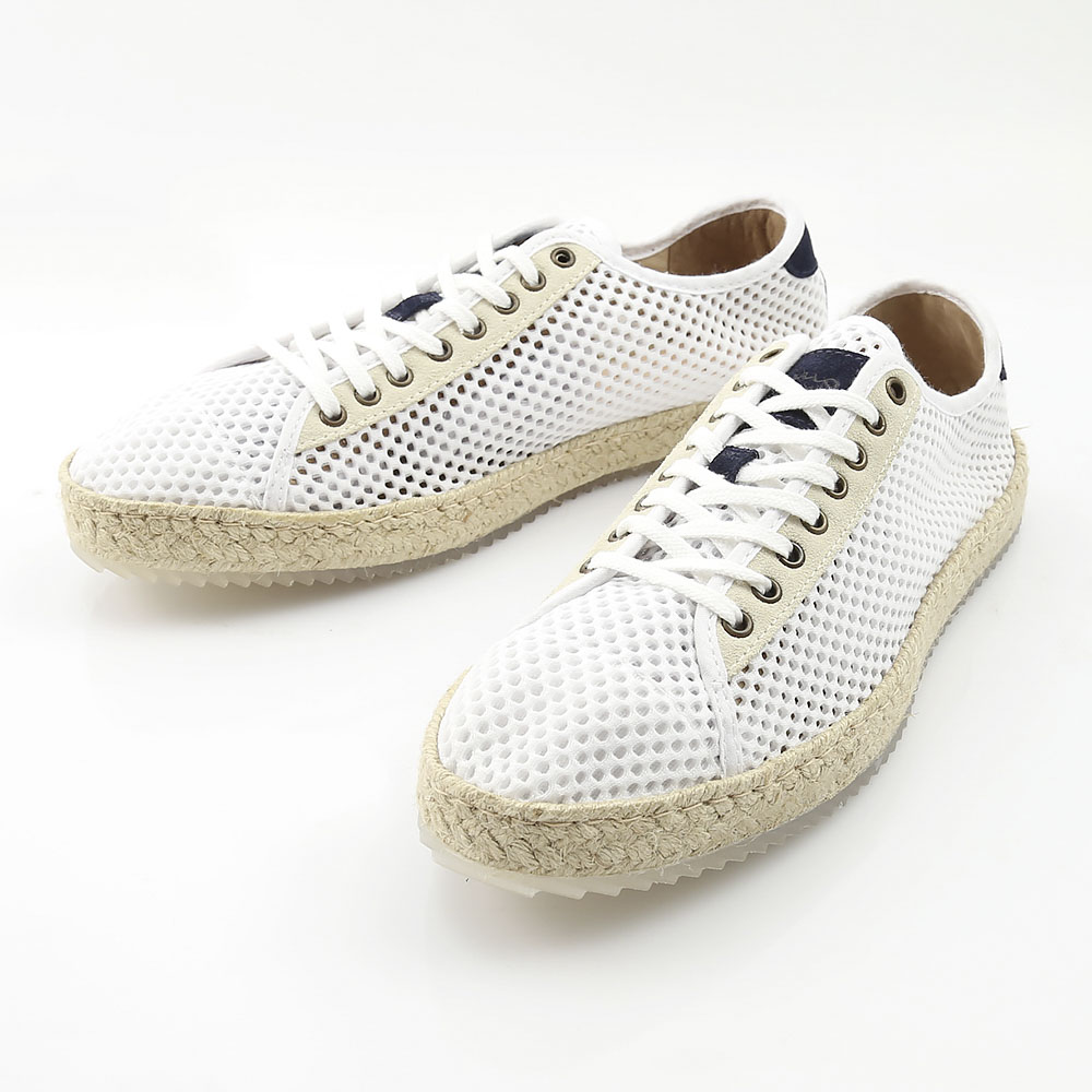 Gaimo ガイモ シューズ NANO/WHITE-NAVY/61【FITHOUSE ONLINE SHOP】