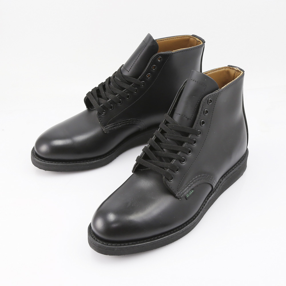 RED WING レッドウィング  POSTMAN BOOT RW-9197D/BLACK ブラック【FITHOUSE ONLINE SHOP】