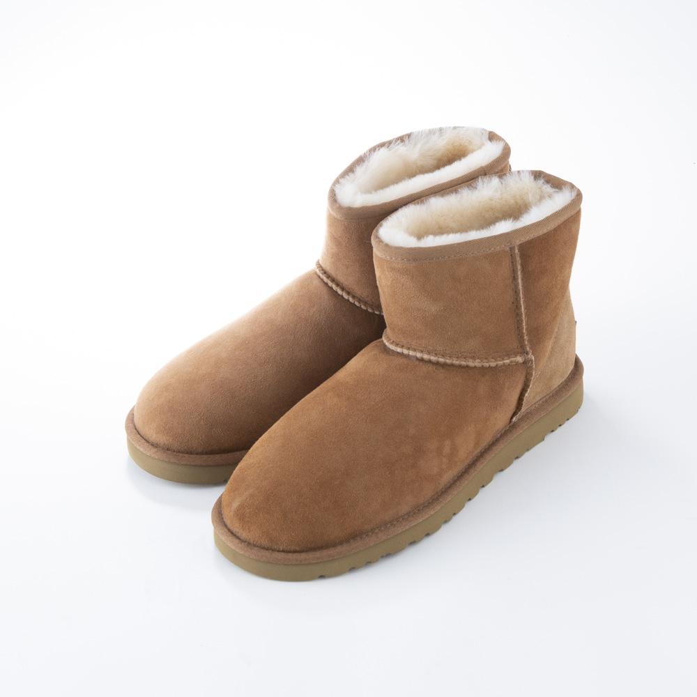 アグ UGG ブーツ CLASSIC MINI 1002072 CHESNUT CL.MINI