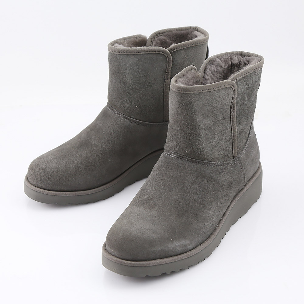 UGG アグ Kristin ムートンブーツ 1012497/GREY/7130T【FITHOUSE ONLINE SHOP】
