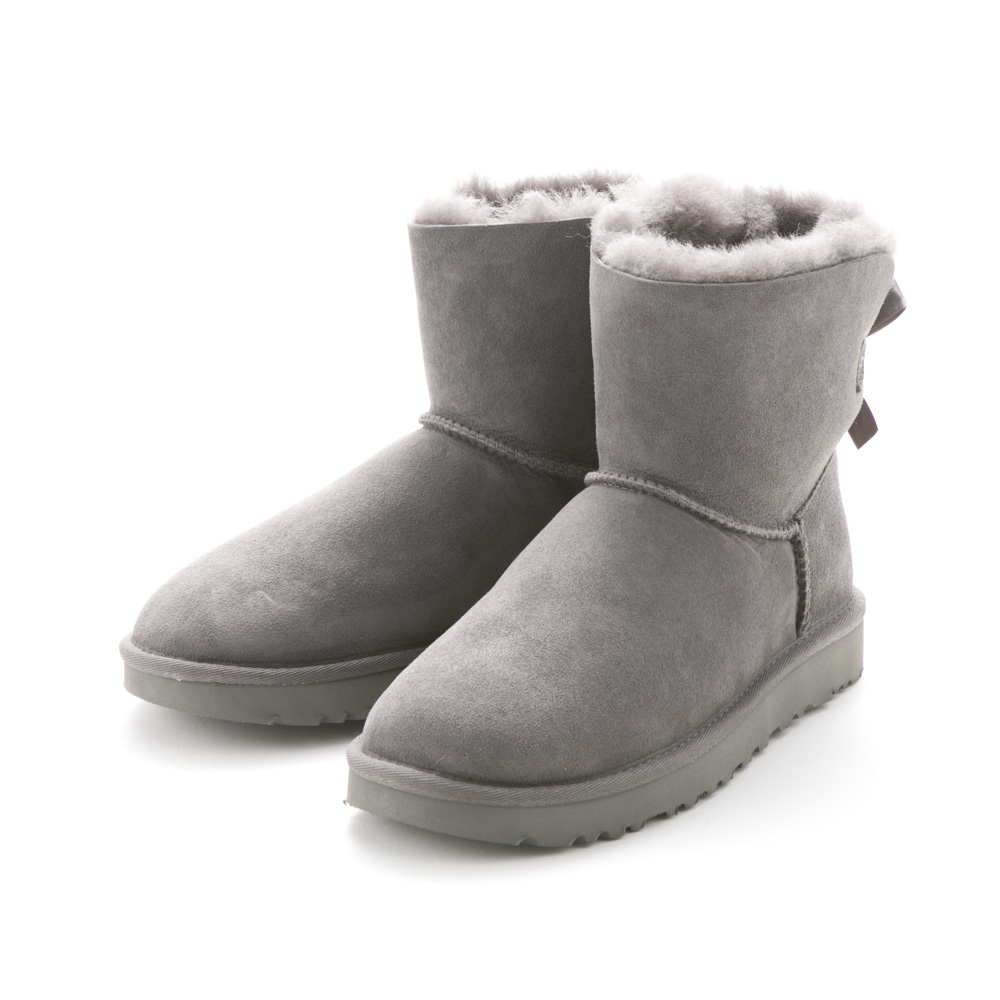アグ UGG レディースブーツ MINI BAILEY BOW Ⅱ 1016501【FITHOUSE ONLINE SHOP】