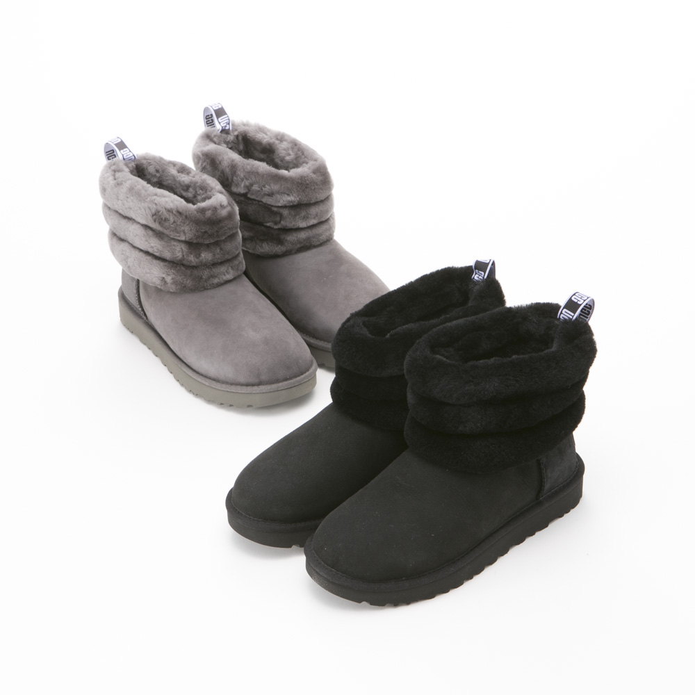 アグ UGG ムートンブーツ FLUFF MINI QUILTED 1098553【FITHOUSE ONLINE SHOP】