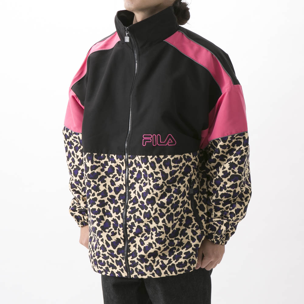フィラ FILA レディースアウター Track jacket FM9929【FITHOUSE ONLINE SHOP】