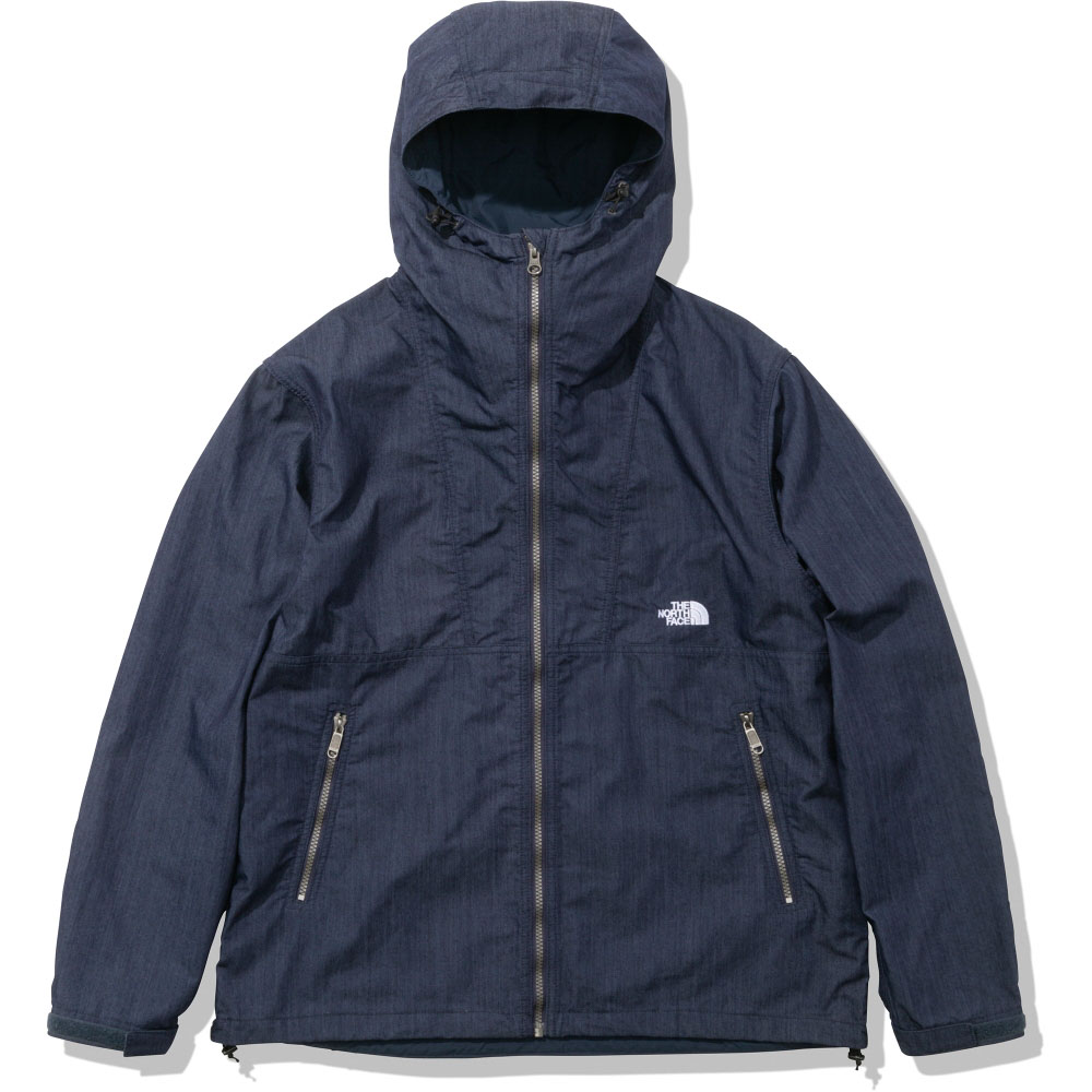 ザ ノースフェイス THE NORTH FACE メンズアウター NY DENIM CMPCT JKT NP22136【FITHOUSE ONLINE SHOP】