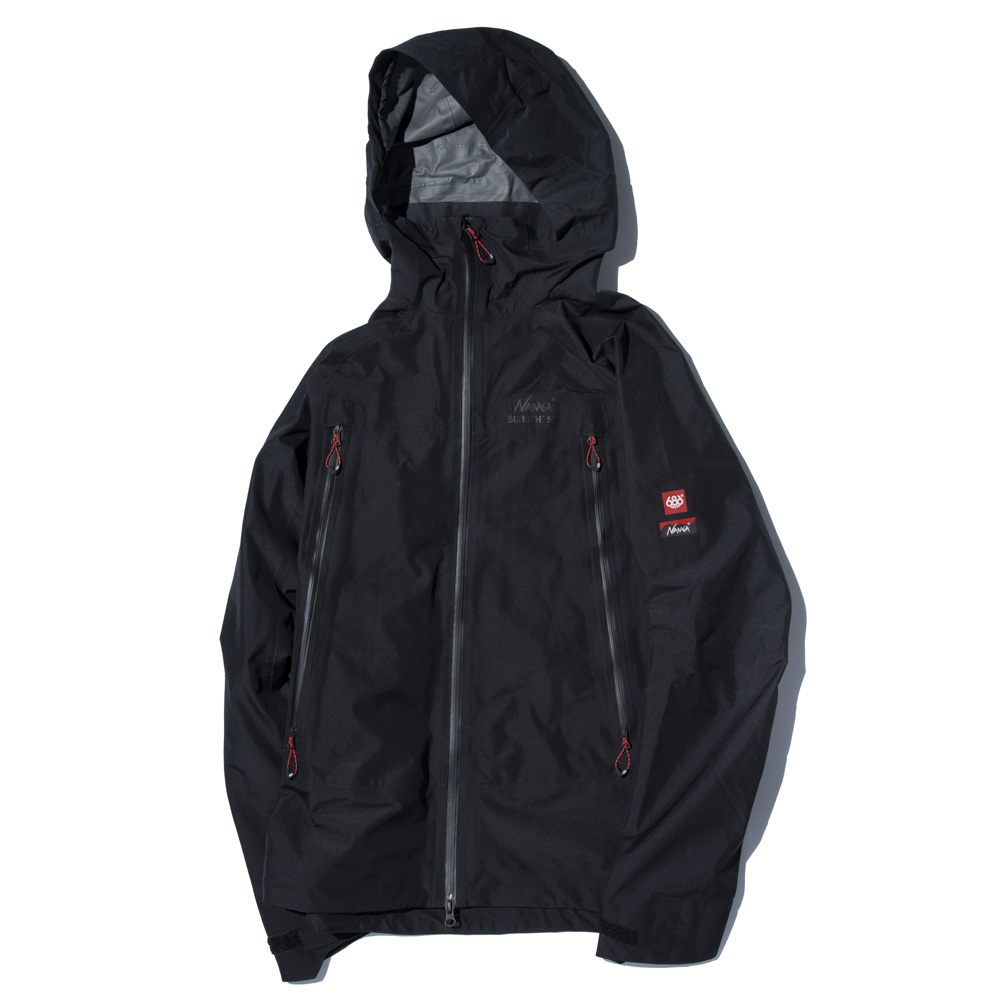 686×NANGA メンズアウター GORE-TEX PACLITE SHELL JACKET M0W918【FITHOUSE ONLINE SHOP】