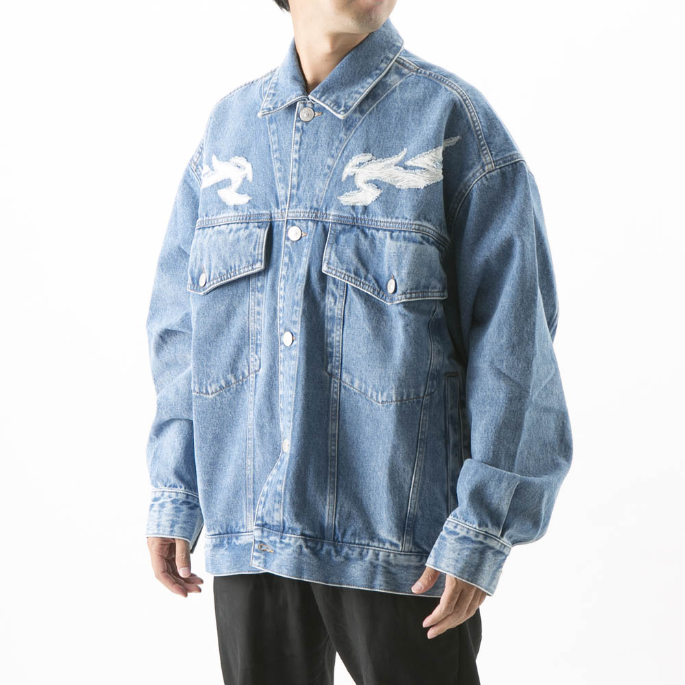 ディーゼル DIESEL アウター D-RAF JACKET A00142/0079K【FITHOUSE ONLINE SHOP】