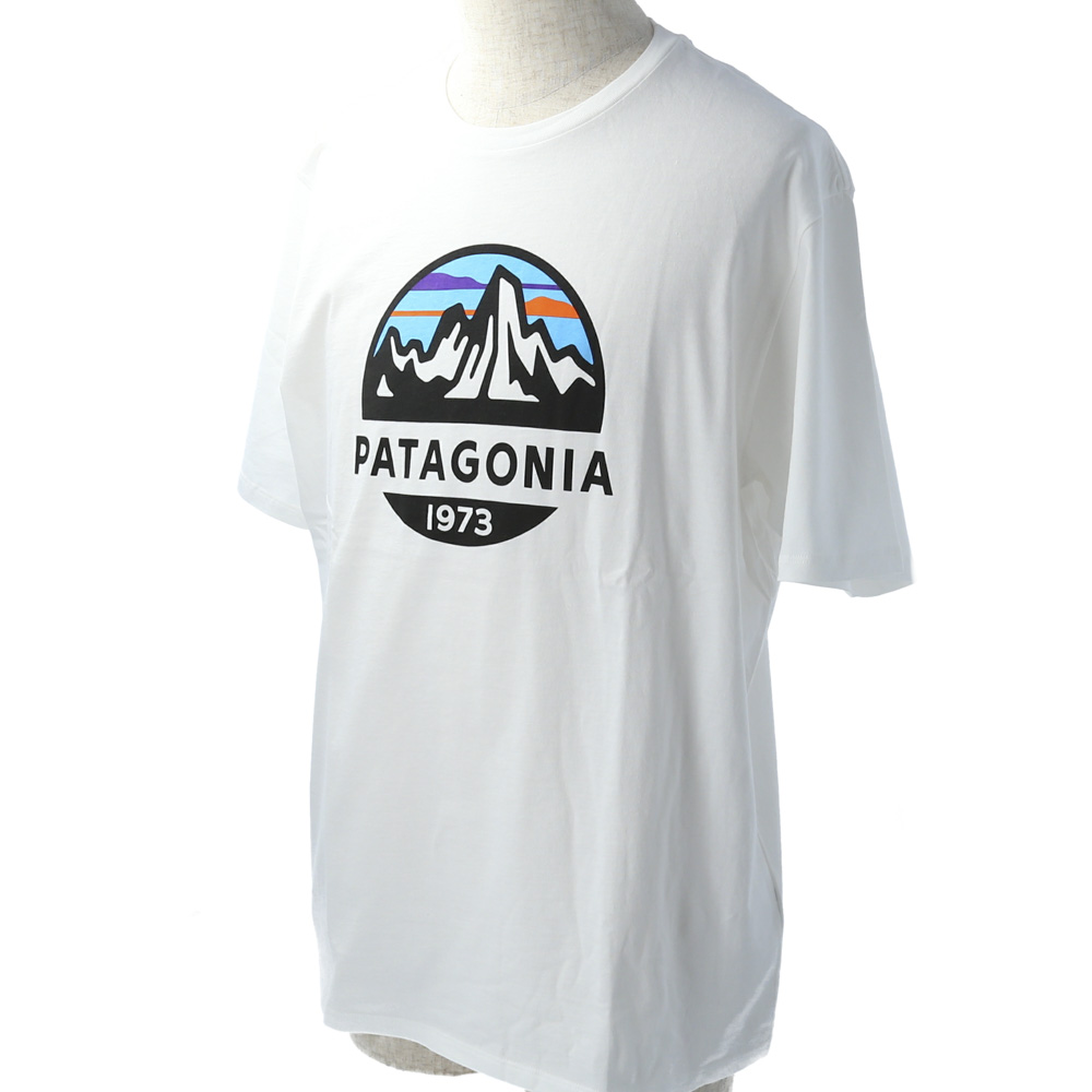 パタゴニア patagonia メンズトップス M's Fitz Roy Scope Organic T-Shirt 38526【FITHOUSE ONLINE SHOP】
