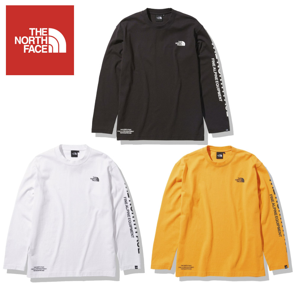 ザ ノースフェイス THE NORTH FACE メンズトップス L/S TEST PROVEN T NT82032【FITHOUSE ONLINE SHOP】