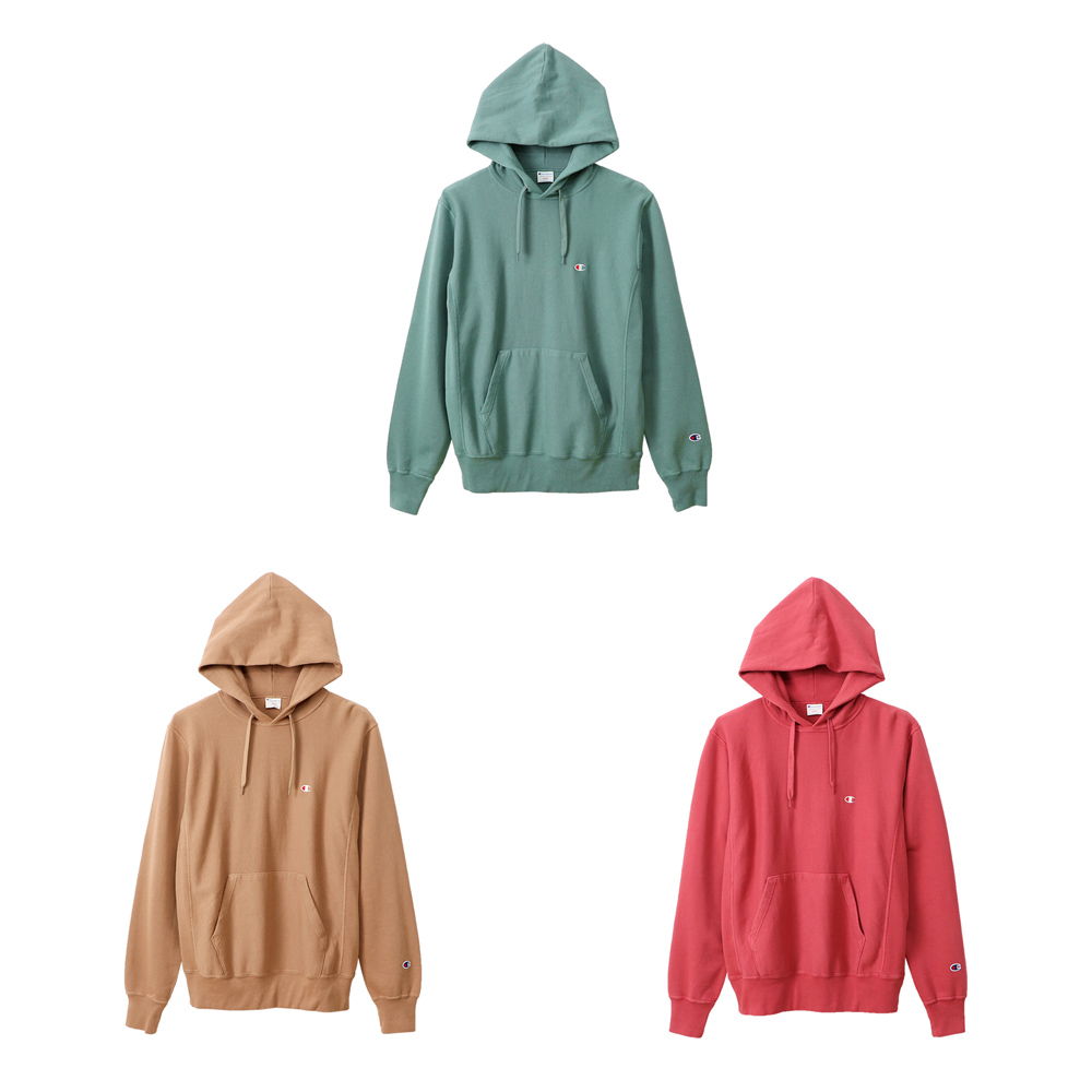 チャンピオン champion メンズトップス RW PULLOVER HOODED SWEAT C3-R110【FITHOUSE ONLINE SHOP】