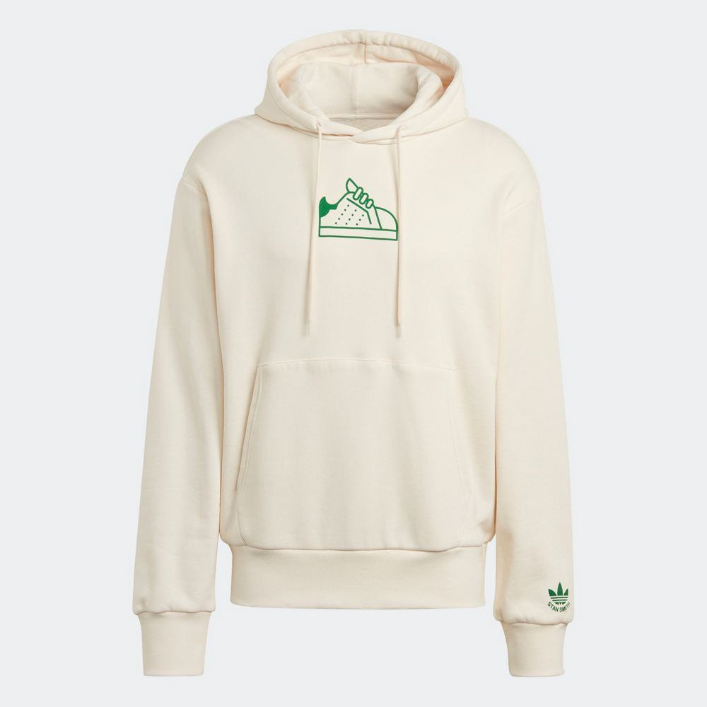 アディダスオリジナルス adidas originals メンズトップス STAN SMITH HOODIE BG134【FITHOUSE ONLINE SHOP】