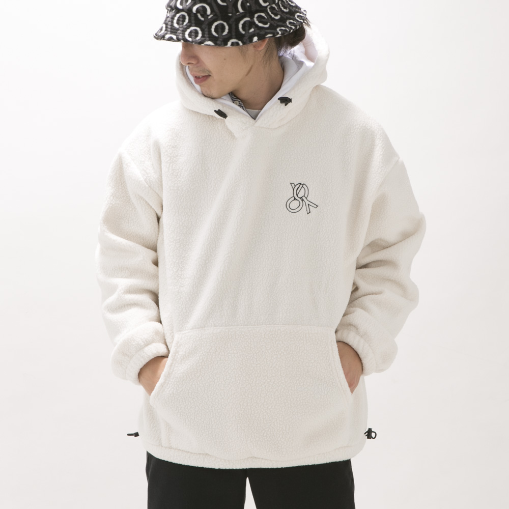 オーワイ OY メンズトップス FLEECE DOUBLE HOODIE【FITHOUSE ONLINE SHOP】