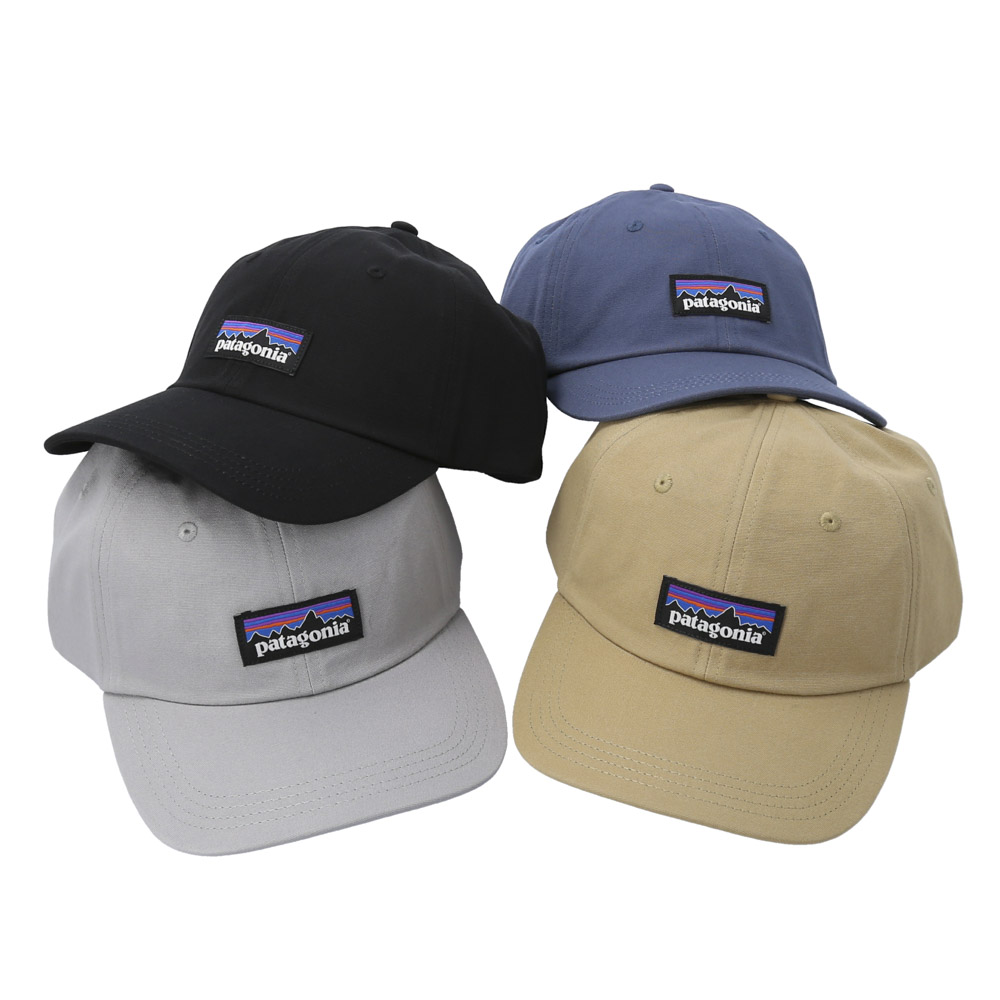 パタゴニア patagonia キャップ P-6 Label Trad Cap 38296【FITHOUSE ONLINE SHOP】