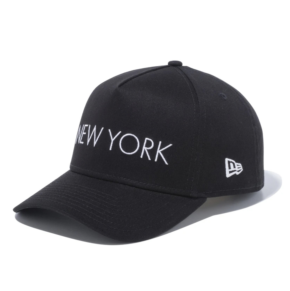ニューエラ NEW ERA キャップ 940 DF CITY NEW YORK BLK SWHI 12492855【FITHOUSE ONLINE SHOP】