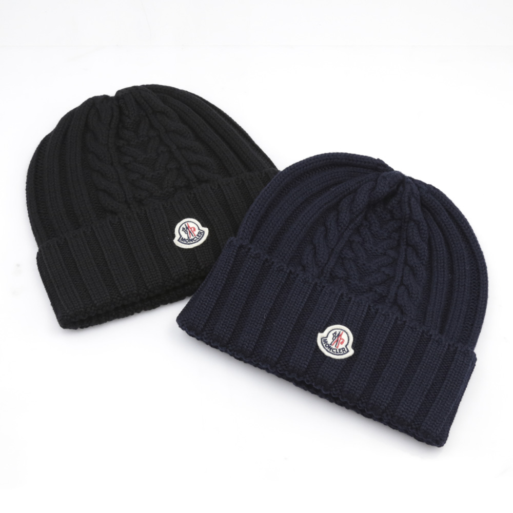 モンクレール MONCLER ニット帽 9Z706.00.A9146【FITHOUSE ONLINE SHOP】