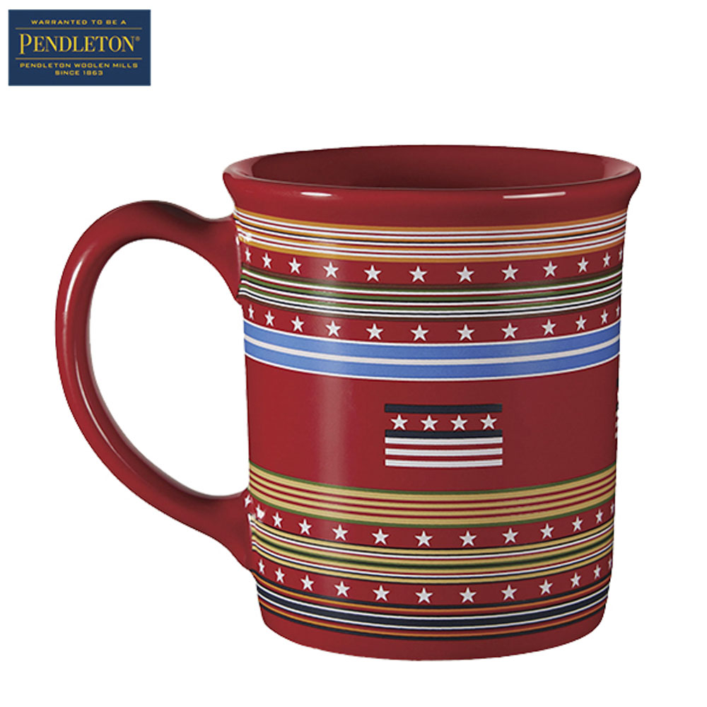 ペンドルトン PENDLETON マグカップ Ceramic Mug XC871【FITHOUSE ONLINE SHOP】