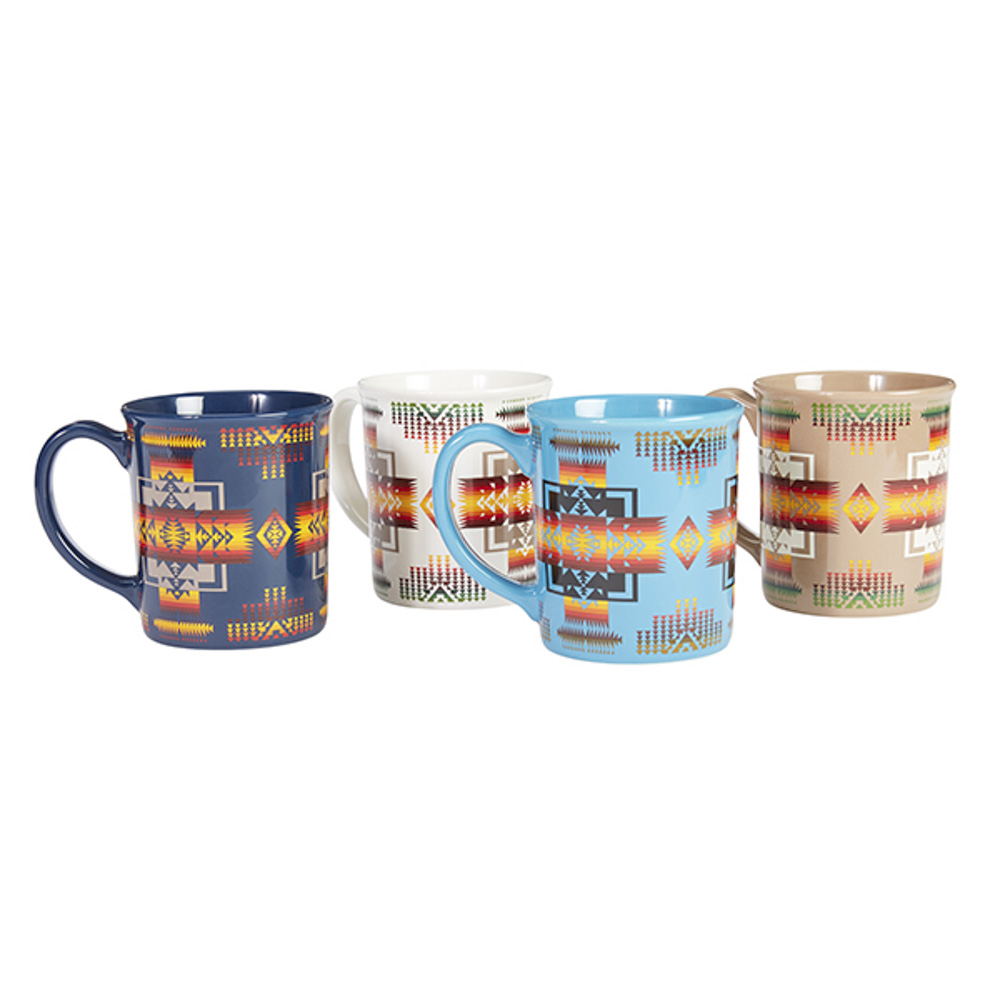 ペンドルトン PENDLETON マグカップ Ceramic Mug Set (Chief Joseph Collection) XC880【FITHOUSE ONLINE SHOP】