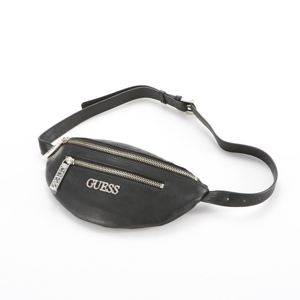 GUESS MANHATTAN BELTBAG VS699480/BLA/93 ギフトラッピング無料
