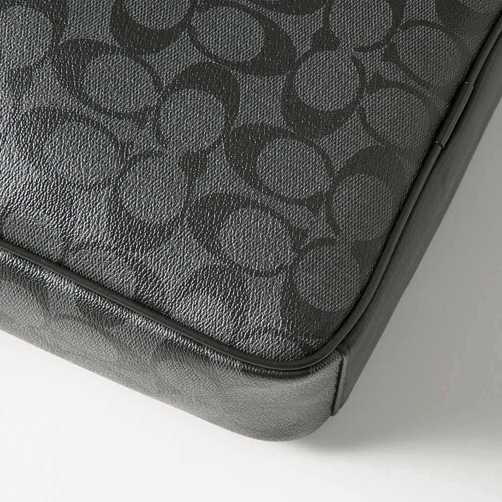 COACH PVCレザーシグネフライトバッグ F54788 | フィット ...