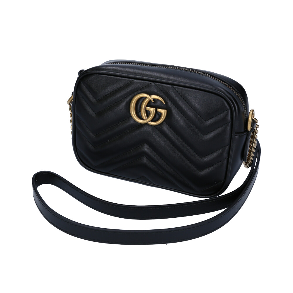 GUCCI  GG MARMONT2.0チェーンSD 448065DTD1Tギフトラッピング無料