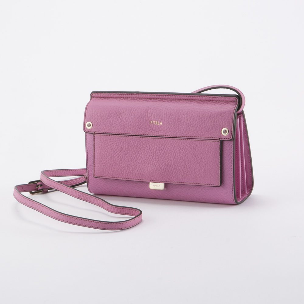 FURLA フルラ LIKE MINI CROSSBODY BLM7-920283/ORCHI ピンク
