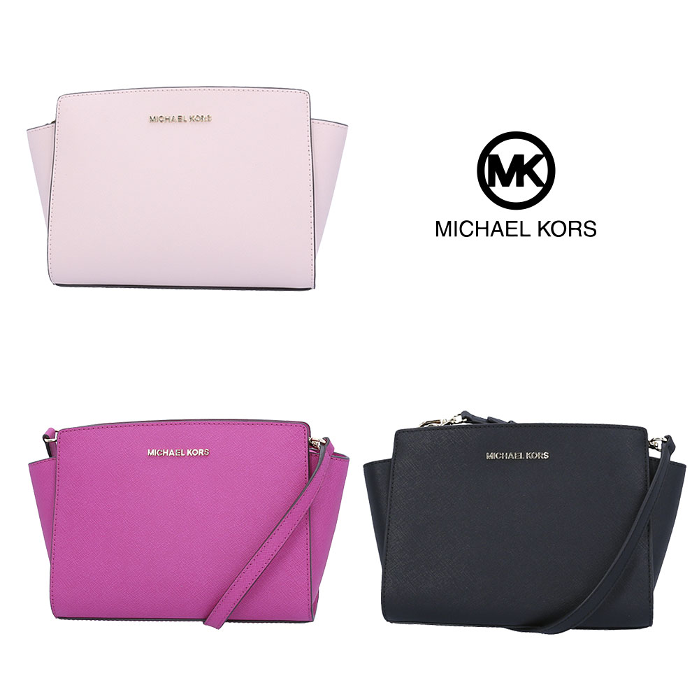 マイケルコース MICHAEL KORS ショルダーバッグ SELMA MD MESSENGER 35H8GLMM6L【FITHOUSE ONLINE SHOP】