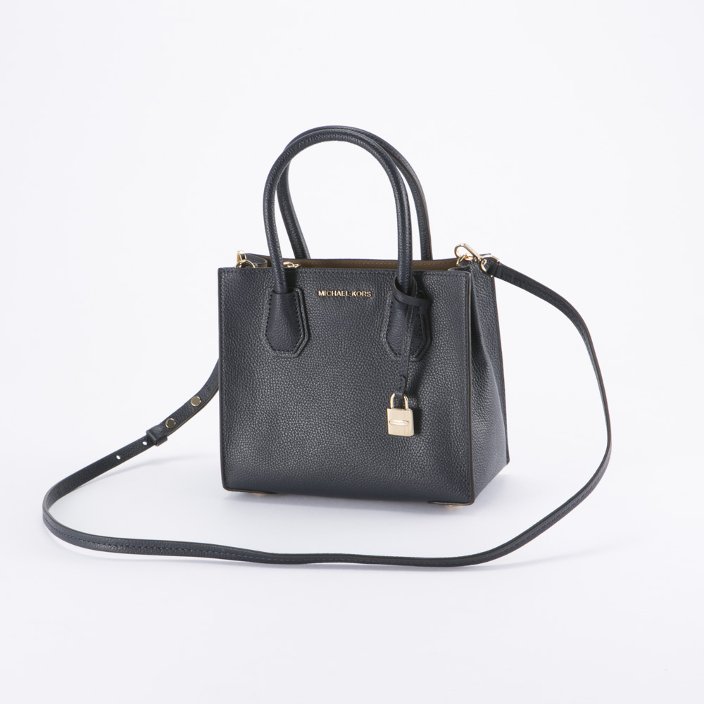 MICHAEL KORS マイケルコース MERCER MD MESSENGER 30F6GM9M2L/414-AD ネイビーブルー