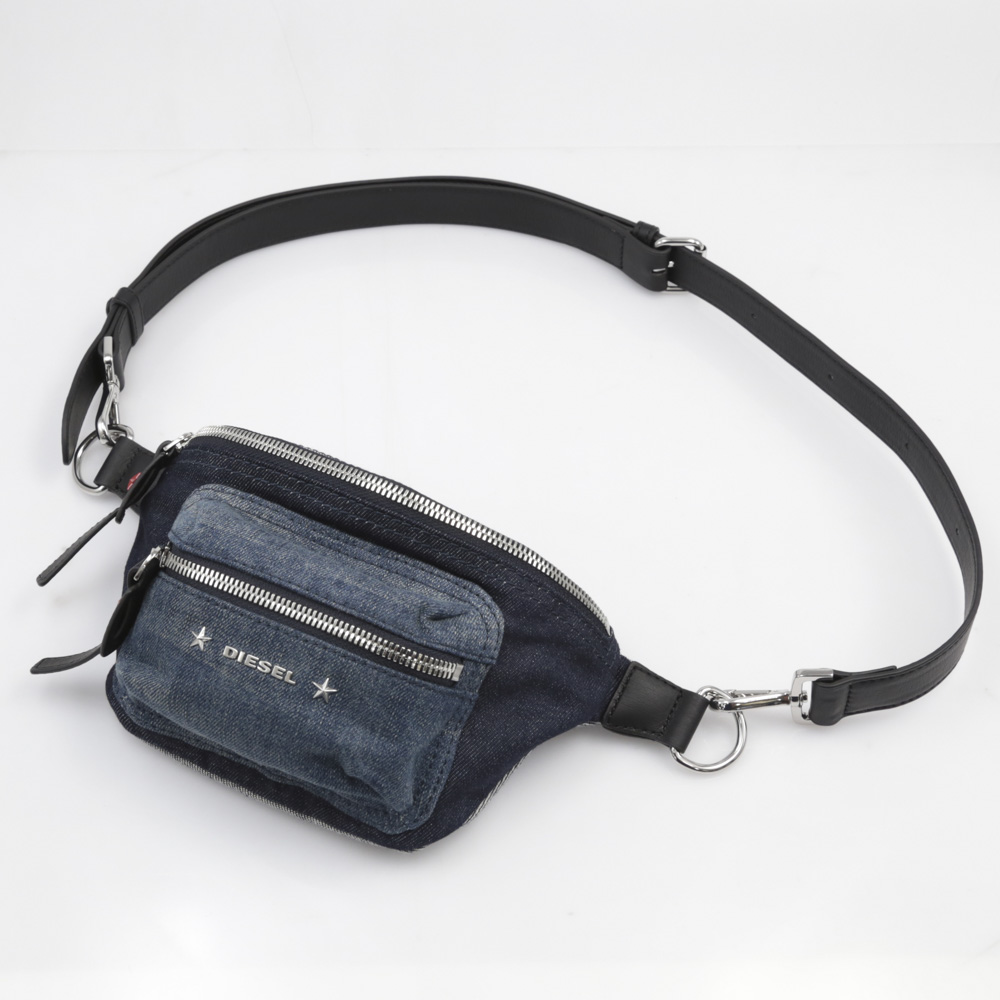 ディーゼル DIESEL ウエストバッグ DESTAR F-DESTAR BELT BAG X06068P0320【FITHOUSE ONLINE SHOP】