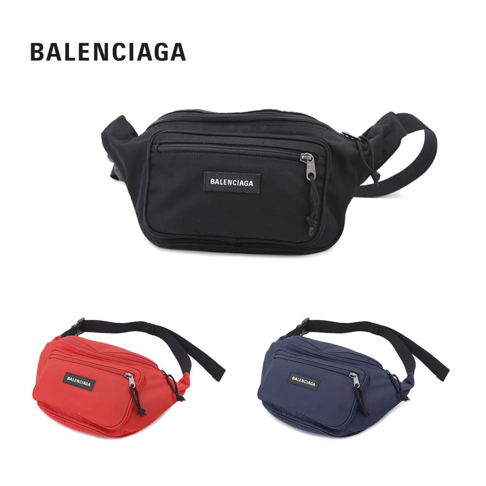 バレンシアガ BALENCIAGA ウエストバッグ EXPLORER NYL BELTPACK 4823899TY45【FITHOUSE ONLINE SHOP】