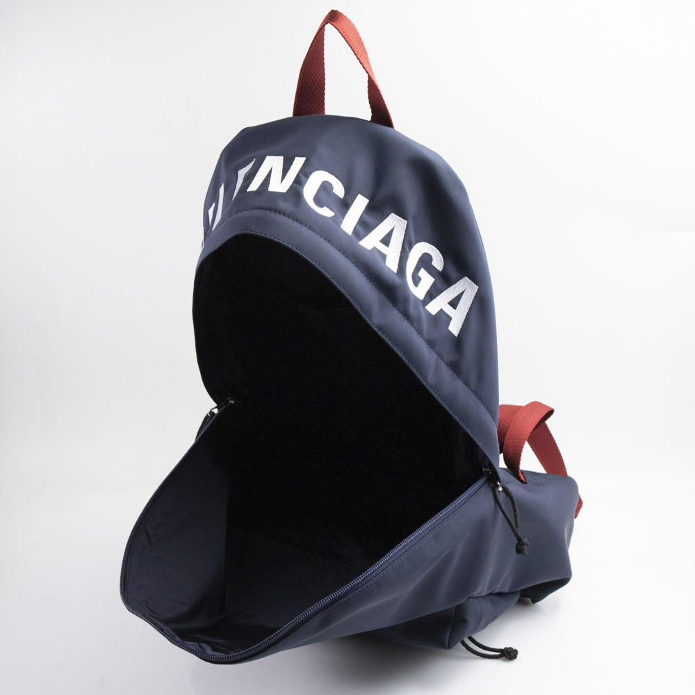 バレンシアガ BALENCIAGA WHEEL NYLバックパック 507460HPG1X【FITHOUSE ONLINE SHOP】