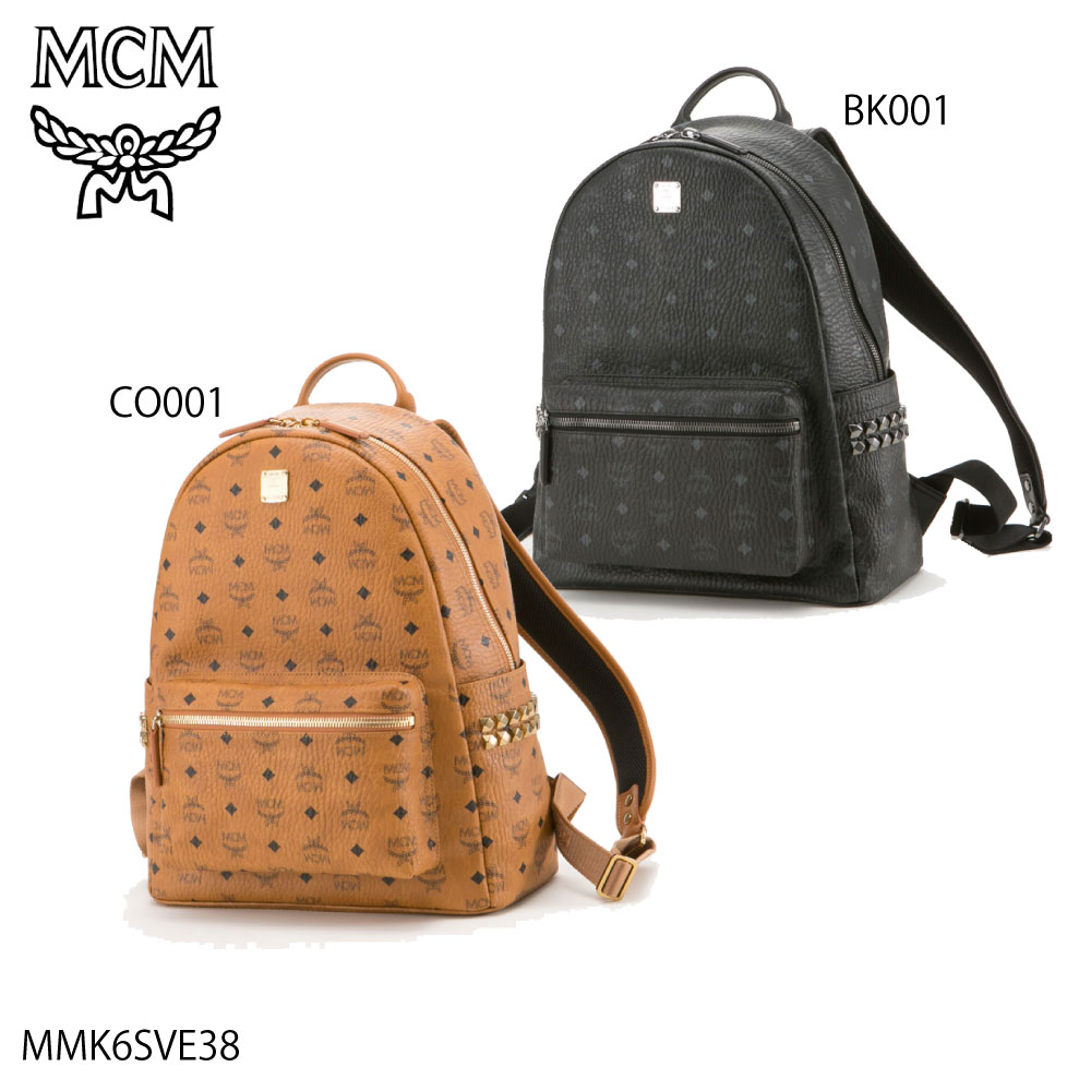 M・C・M STARK BACKPACK MD MMK6SVE38