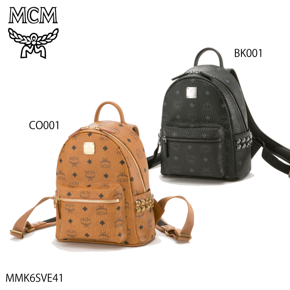 M・C・M STARK BACKPACK MINI MMK6SVE41