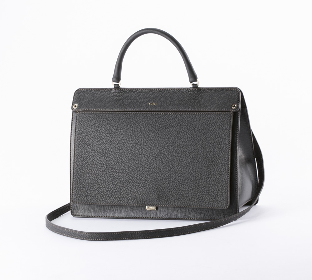 FURLA フルラ LIKE M TOPHANDOLR BLC6-903484/ONYX ブラック【FITHOUSE ONLINE SHOP】