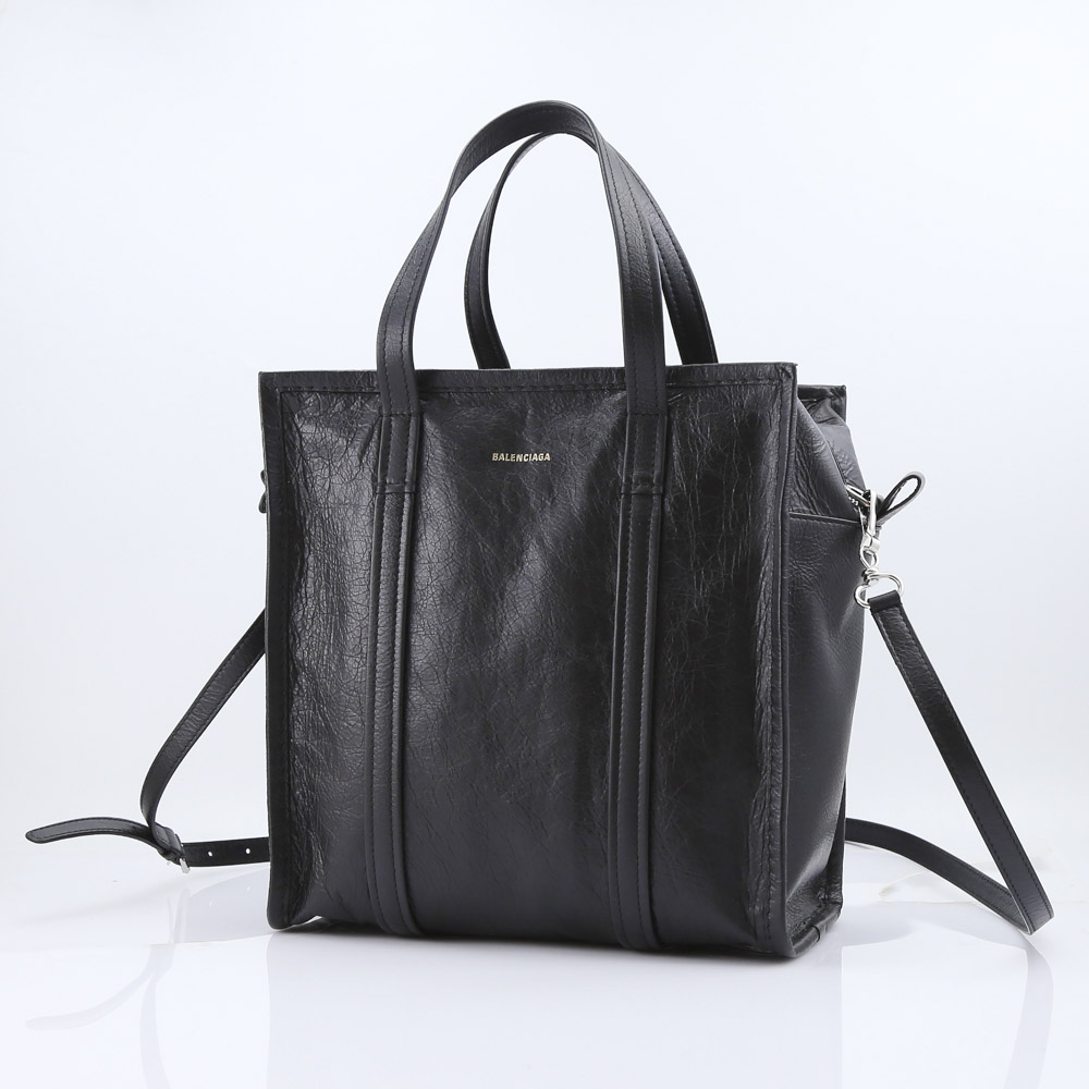 BALENCIAGA バレンシアガ BAZAR SHOPPER S 513990D94IN/1000/ブラック【FITHOUSE ONLINE SHOP】
