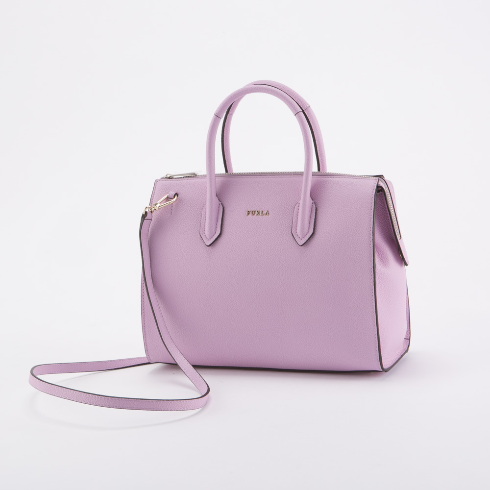 FURLA フルラ PIN M SATCHEL BMJ9-924673/GILC ピンク