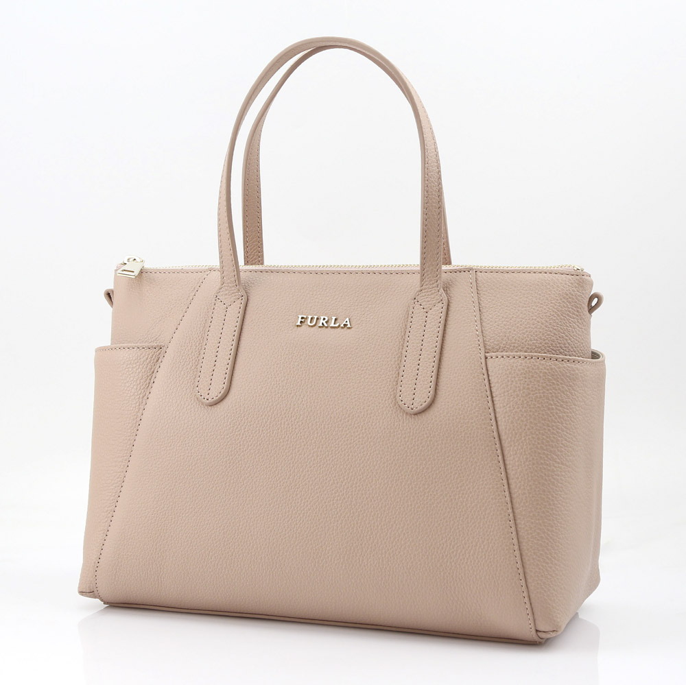 FURLA フルラ ARIANA S TOTE BMZ6-930350/MOONS ピンク【FITHOUSE ONLINE SHOP】